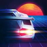 Retrowave avatar